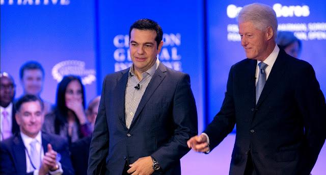 Wikileaks: Οι οδηγίες Κλίντον σε Τσίπρα για το πως να χειριστεί τη Μέρκελ