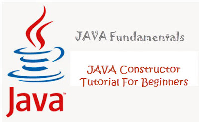 java constructor tutorial for beginners