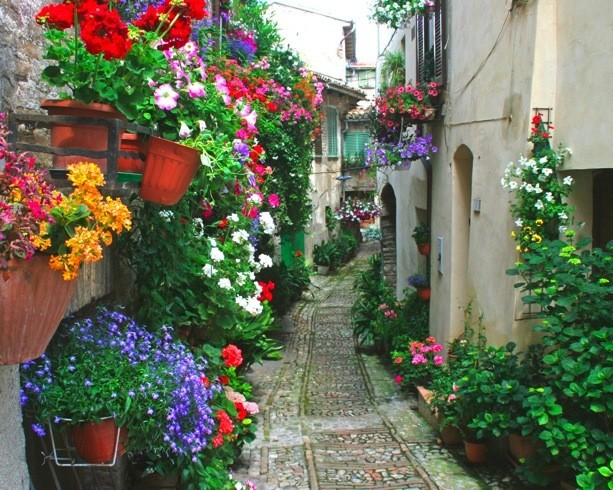 Decorar Casa Primavera En Italia