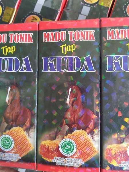 obat kuat madu tonik cap kuda