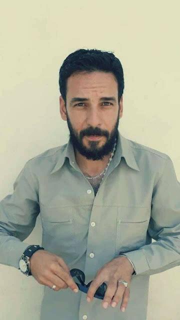 الفنان السوري حسام الخرفان رجل عصابة