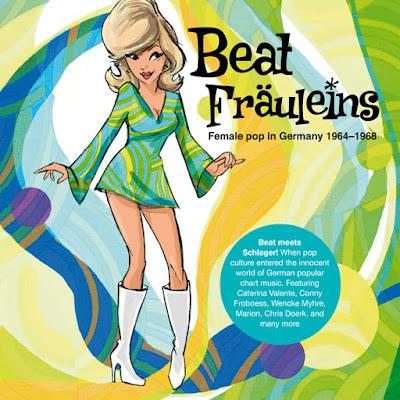 VA-Beat Fräuleins - Female Pop in Germany 1964-1968