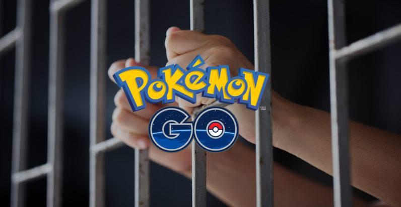 Pokémon GO giocatore arrestato per aver colpito un agente di polizia che ha interrotto la sua partita