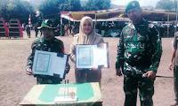 <b>Berjalan Sukses, Bupati Apresiasi Kegiatan TMMD ke-103 di Wilayah Kodim 1608 Bima</b>