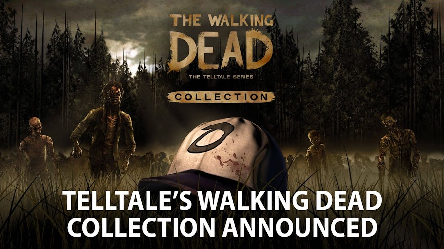 telltale walking dead games collection