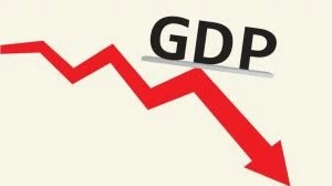 ndia GDP growth,Crisil report,Coronavirus,Crisil ratings,Crisil lowers GDP forecast,Crisil,GDP forecast,Global economy,Indian Economy,Standard & Poor's