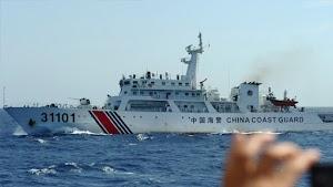 Tolak Protes Indonesia, Cina Klaim Perairan Dekat Natuna Wilayahnya