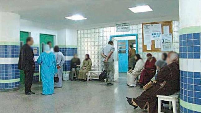 Le Maroc se situe au bas du classement des pays dans la classification des soins de santé