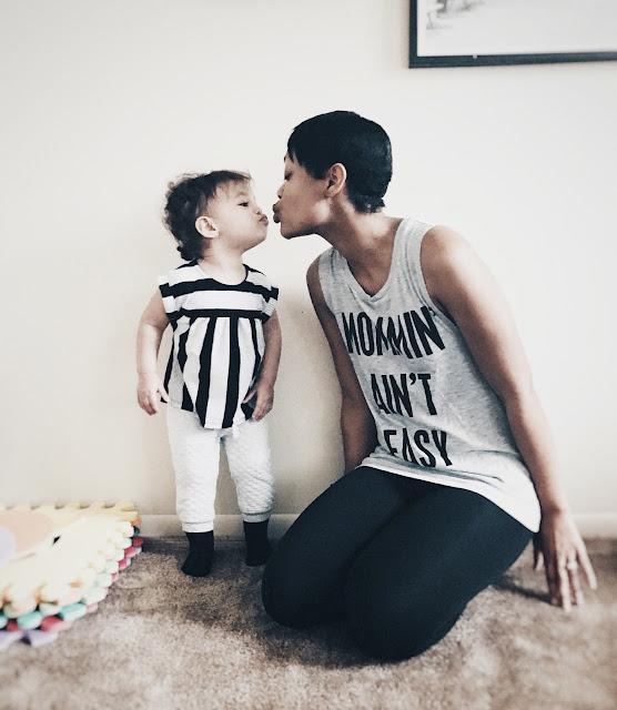 Mom Life, C U R R E N T L Y || Mommin' Aint Easy - 10 Things Motherhood Has Taught Me