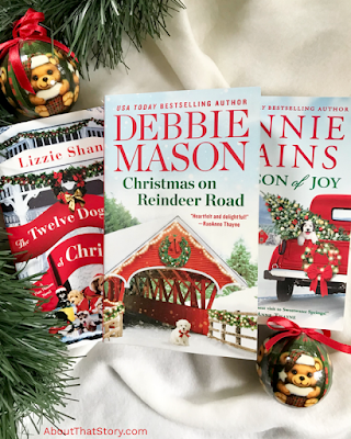 Book Review: Christmas on Reindeer Road by Debbie Mason | About That Story