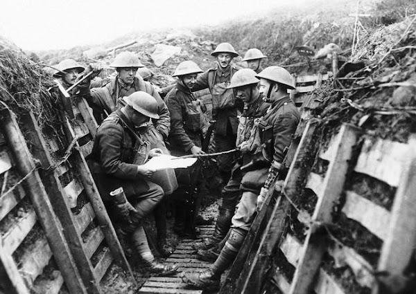 Perang Dunia Pertama