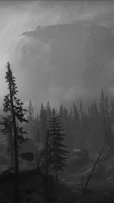 black background hd