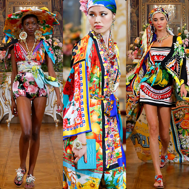 Dolce Gabbana Alta Moda 2020 Digital – Fall-Winter 2020-2021 by RUNWAY MAGAZINE