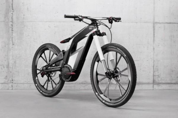 Designed By Audi The E Tron Spyder Bike Showcases Future Of Electric Modern Design Incorporates 26