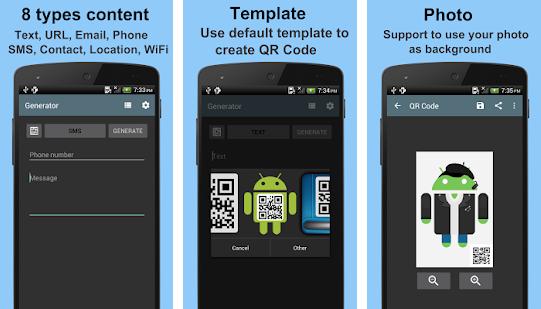 Cara Membuat QR Code di Android