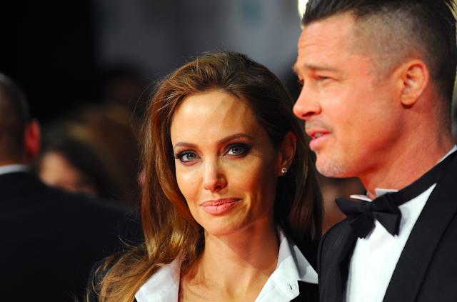 Angelina Jolie pede o divórcio a Brad Pitt...