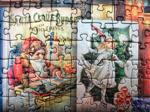 best jigsaw puzzles for Christmas