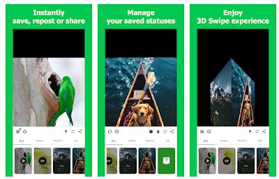 App para descargar estados de Whatsapp
