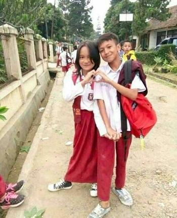 Pulang Sekolah Kids Jaman Now