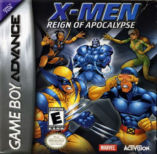 X-Men: Reign of Apocalypse ( BR ) [ GBA ]