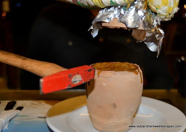 Cafe Keyif Testi Kebab
