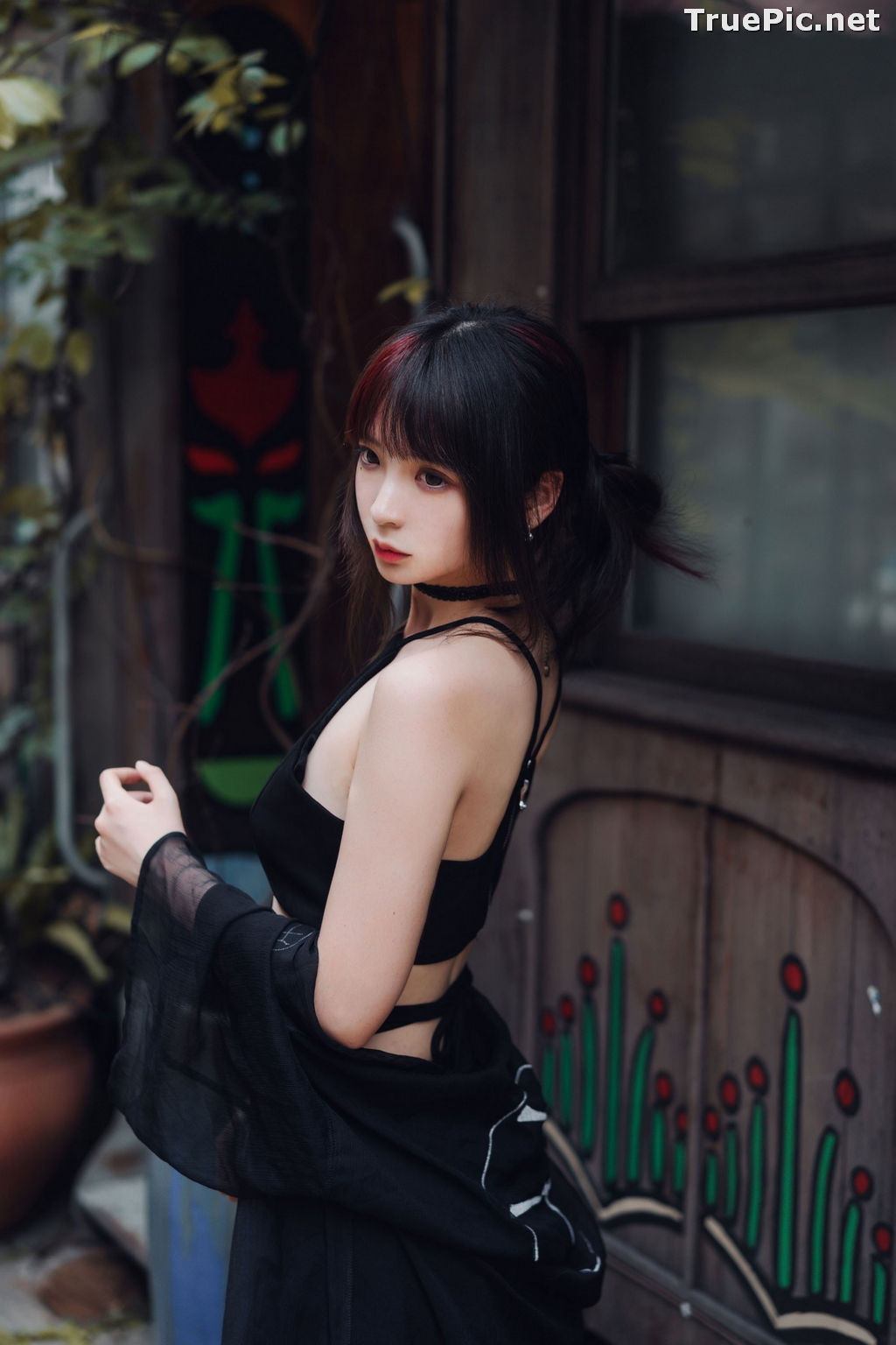 Image Chinese Cute Model - 疯猫ss (Fengmaoss) - Rebellious Young Girl - TruePic.net - Picture-10