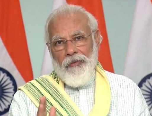 PM मोदी ने किया एशिया के सबसे बड़े सोलर प्लांट रीवा का उद्घाटन
