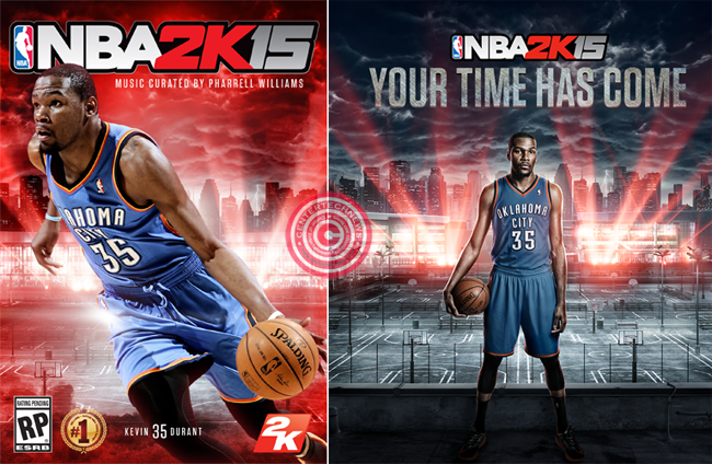 PlayStation®'s NBA 2K15 Facts