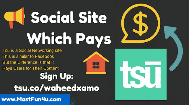 What is tsu social network
