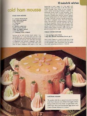 Cold Ham Mousse