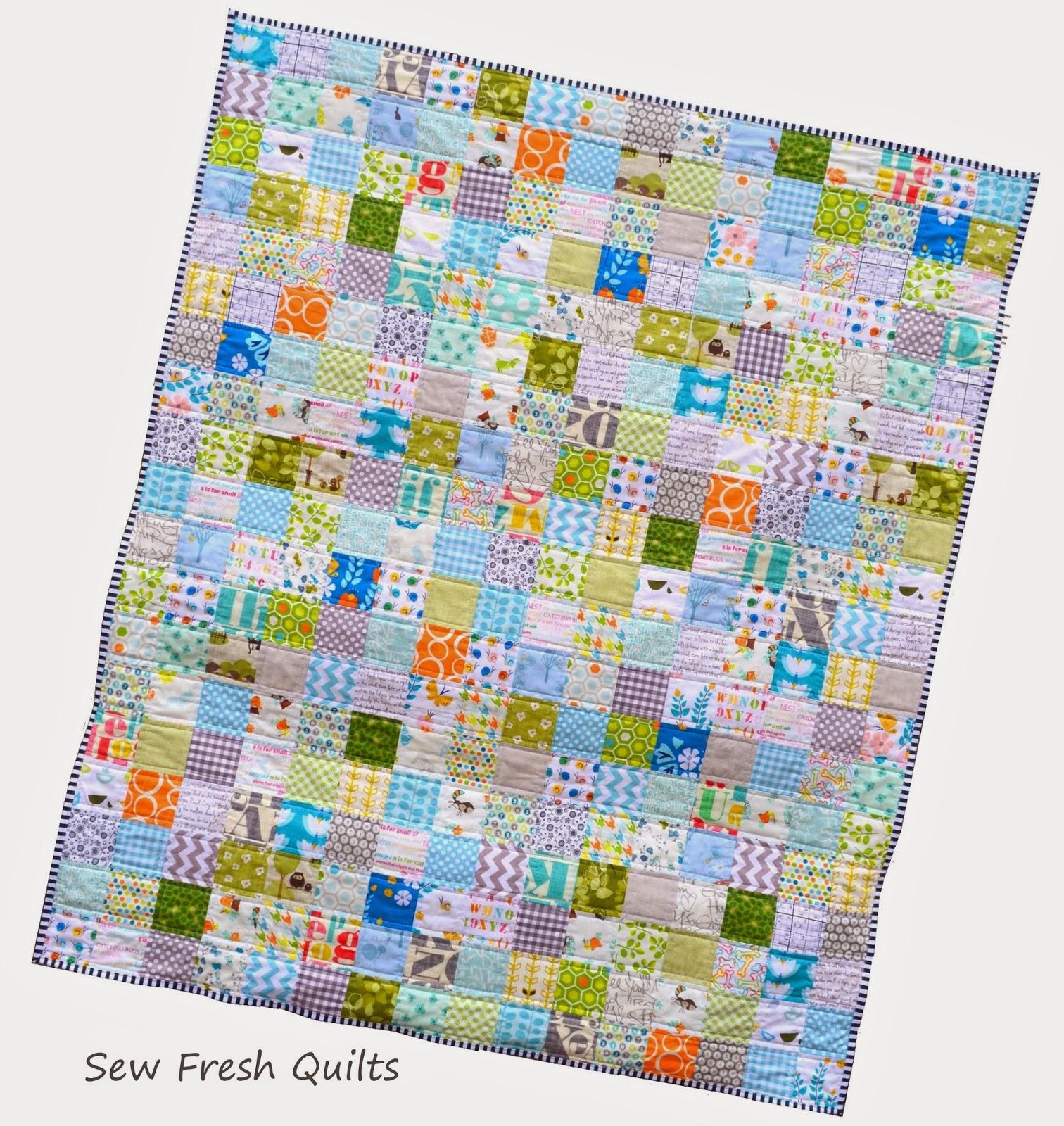 http://sewfreshquilts.blogspot.ca/2014/12/a-custom-order-baby-boy-quilt.html