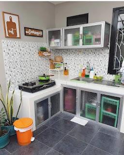 Desain Rumah Idaman Sederhana 1 Lantai