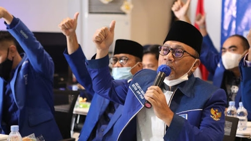 Ketum PAN Apresiasi Sikap Presiden Jokowi Yang Mau Mendengarkan Suara Ulama dan Umat