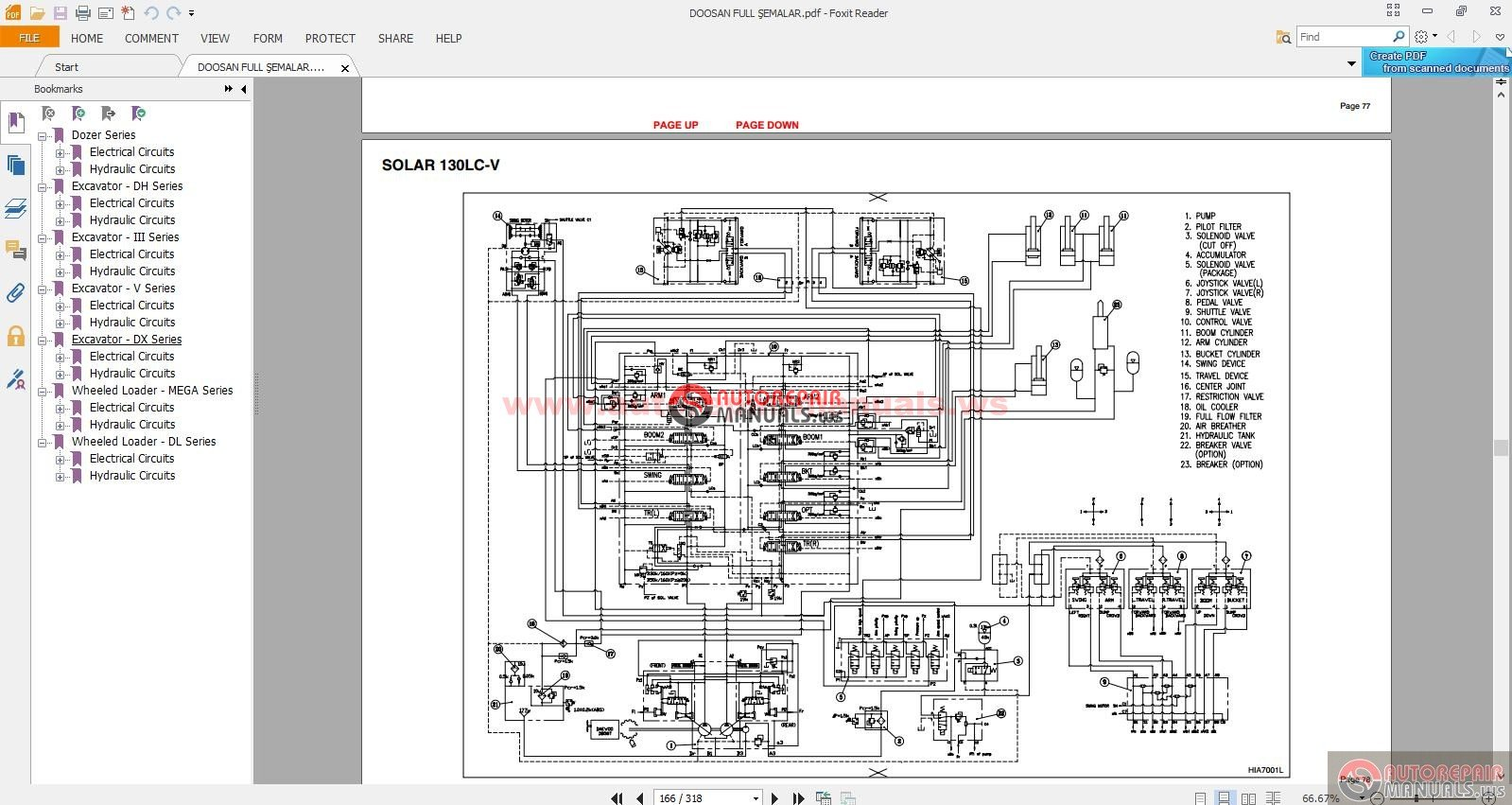 isuzu npr 200 wiring diagram for caravan socket free auto repair manual doosan full