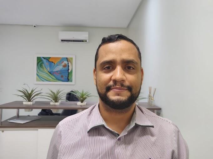 Procurador Federal Dorgival Viana Jr. é pré-candidato a vereador pelo Avante em Santarém