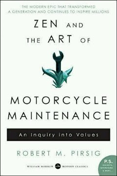 Zen and the art of motor cycle maintenance pdf