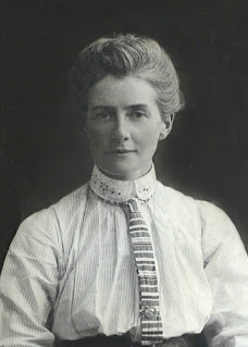 British nurse Edith Cavell