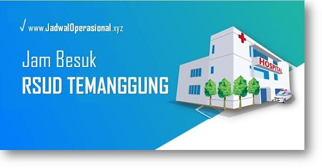 Jam Besuk RSUD Temanggung