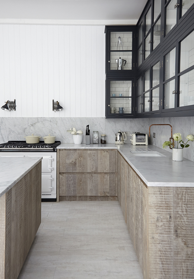 T D C Blakes London Beautiful Kitchen Design