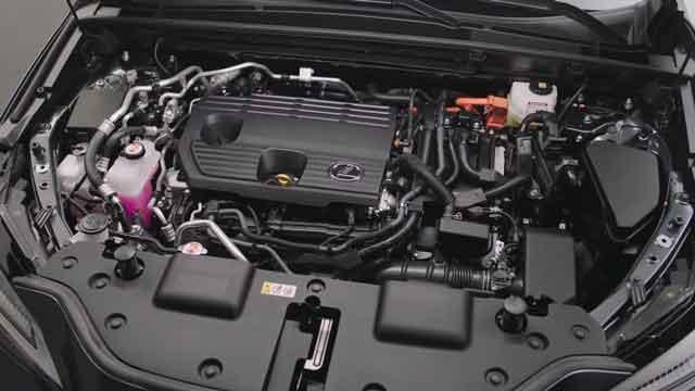 محركات لكزس NX 2022