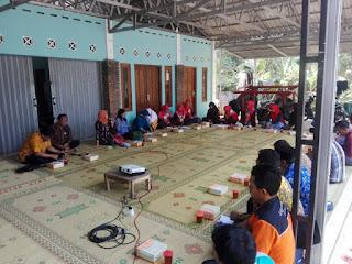 Pertemuan dan Pembinaan Pokja Kampung KB Gumulan