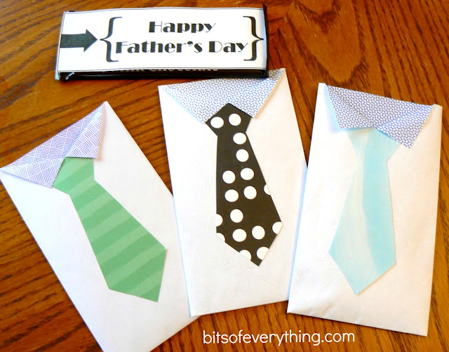 Quick Father's Day Idea - Bits of Everything