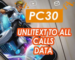TNT PC30, Panalo Combo 30 – Unli All Net texts, 200MB + Call for 3 Days
