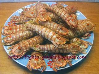 Κατσαρίδες τηγανιτές ή κοκκινιστές με ρύζι - από «Τα φαγητά της γιαγιάς»
