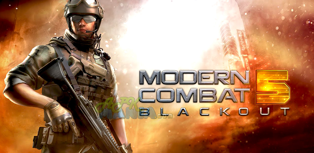 modern combat 5 blackout mod apk for android v2 9 0k mod apk free for android mobile