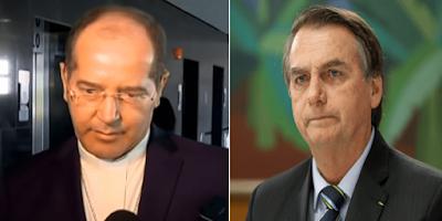 Dom Walmor Oliveira de Azevedo Presidente Bolsonaro