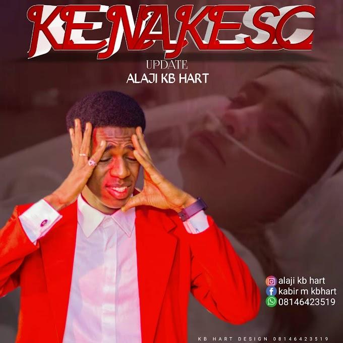 MUSIC : KB HART - Ke Nike Son ( Updated Version