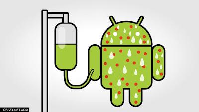 كيفية حذف الفيروسات و تطبيقات التجسس من هاتف اندرويد