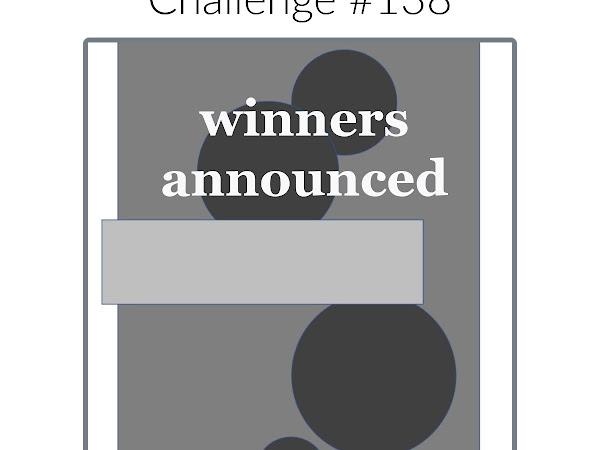 Challenge 138 Winners Announced