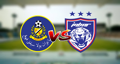 Live Streaming Pahang vs JDT Liga Super 28.8.2020